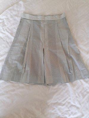 COS Spódnico-spodnie biały-czarny Bawełna