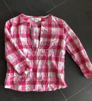 MarJo Blusa tradizionale rosa