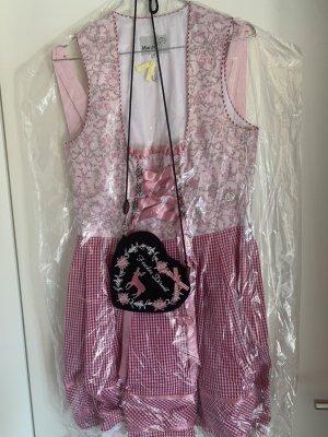 MarJo Dirndl rosa mit Tasche