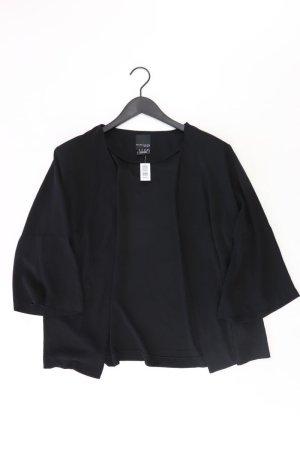 MARK ADAM Cardigan Größe 46 schwarz aus Polyester