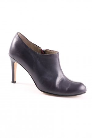 Mark Adam Hochfront-Pumps lila Business-Look
