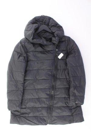 MARK ADAM Mantel Größe 46 blau aus Polyamid