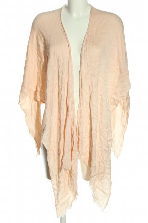 Mark Adam Shoulder Scarf cream casual look