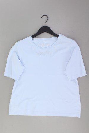 MARK ADAM Shirt Größe 42 blau