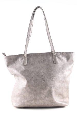 Mark Adam Borsa shopper grigio chiaro stile casual