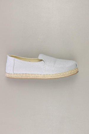 MARK ADAM Sneaker silber Größe 41