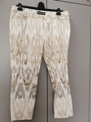 markante Allovermusterhose von Gerry Weber , nicht getragen