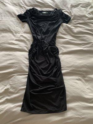 Marke Simple, schwarzes sexy Kleid, 36