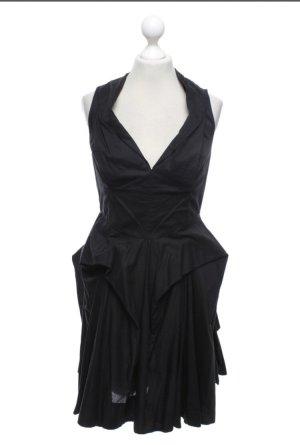 All Saints Spitalfields A-lijn jurk zwart