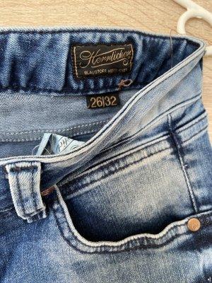 Blaustoff Herrlicher Skinny Jeans blue
