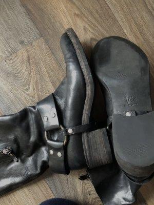 vic Ocieplane buty czarny
