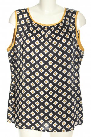 Marks and Spencer ärmellose Bluse Allover-Druck Casual-Look