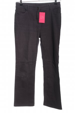 Marks and Spencer High Waist Jeans braun Casual-Look
