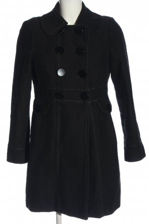 Marks & Spencer (Autograph) Floor-Lenght Coat black casual look