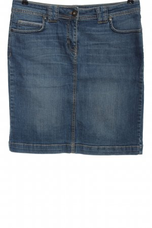 Marks & Spencer Jeansrock blau Casual-Look