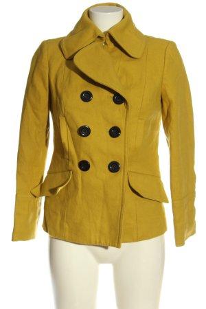 Marks & Spencer Manteau court jaune primevère