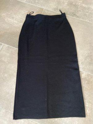 Marks and Spencer Knitted Skirt black