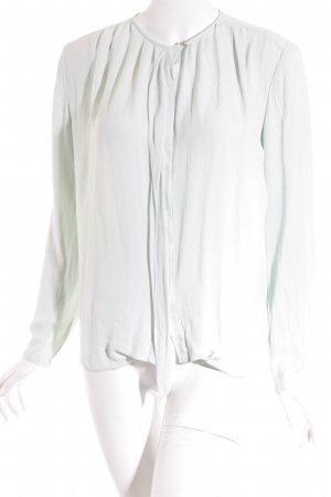 Marlene Birger Long Sleeve Blouse sage green casual look
