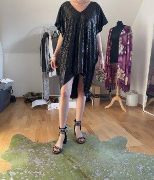 Marlene Birger Sequin Dress black