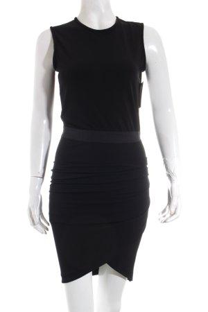 Marlene Birger Stretchkleid schwarz Elegant