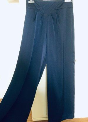 Phase eight Pantalón anchos azul oscuro