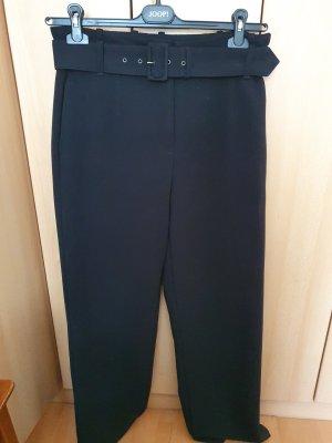 garage nouveau Spodnie Marlena czarny