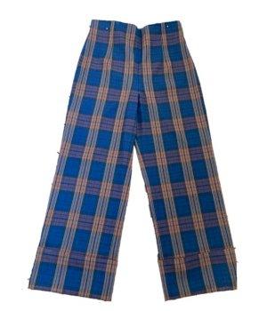 Zara Marlene Trousers multicolored cotton