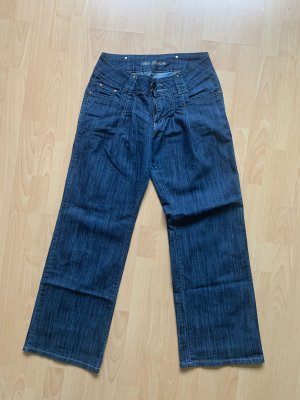 Hot Bottom Marlene jeans donkerblauw