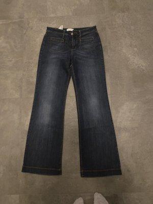 Marlene Mac Jeans dunkelblau Gr.