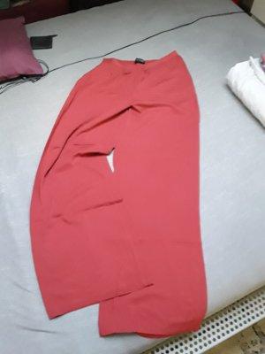 BODY FLIRT Pantalon Marlene rouge brique