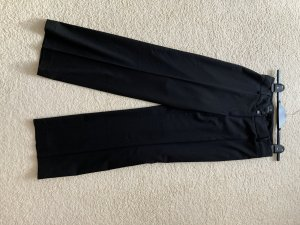 Madeleine Marlene Trousers black cotton