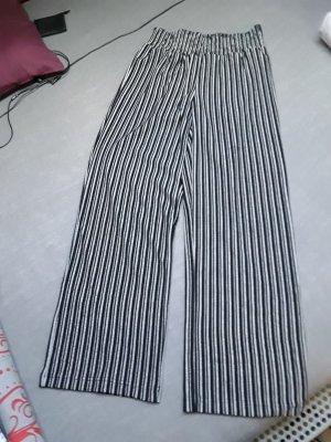 BODY FLIRT Pantalon Marlene blanc-noir