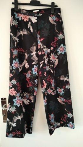 H&M Pantalón anchos multicolor