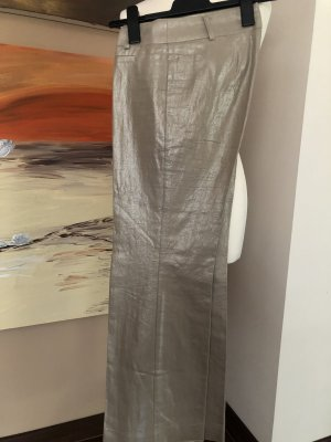Marlene Trousers gold-colored