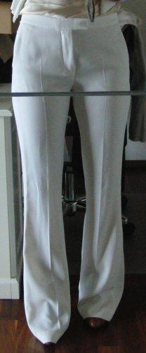 Marlenehose von ZARA - weiß - macht superlange Beine