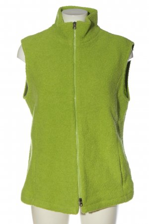 Marlies Mithöfer Knitted Vest green casual look