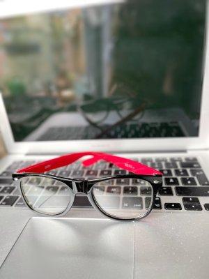 Marmalato Glasses black-raspberry-red