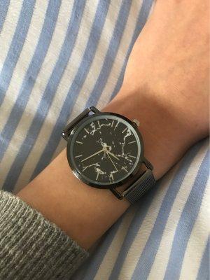 Marmor Uhr