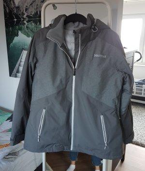 Marmot Grey Ski Jacket