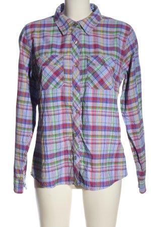 Marmot Camicia a maniche lunghe stampa integrale stile casual