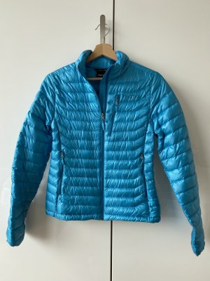 Marmot Piumino azzurro Tessuto misto
