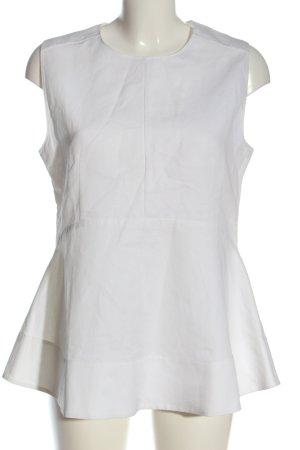 Marni Blusa senza maniche bianco stile casual