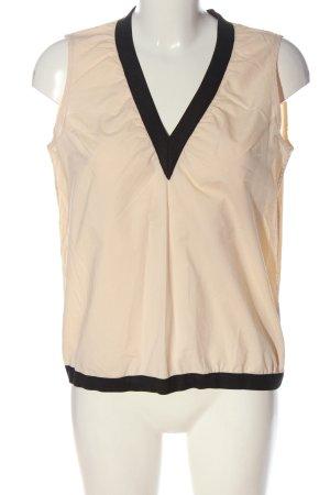 Marni at H&M Sleeveless Blouse cream casual look