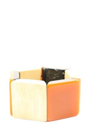 Marni at H&M Braccialetto sottile arancione chiaro stile casual
