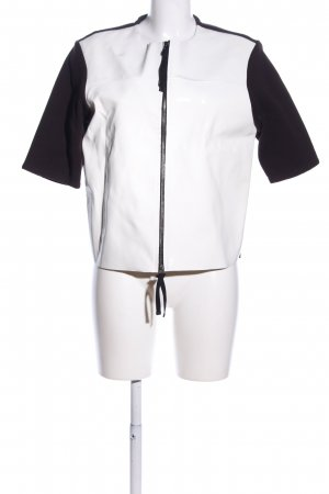 Marni at H&M Kurzjacke schwarz-weiß Casual-Look