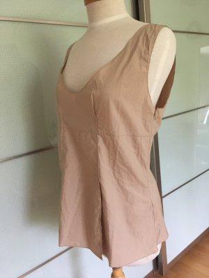 Marni Bluzka o kroju koszulki jasnobeżowy