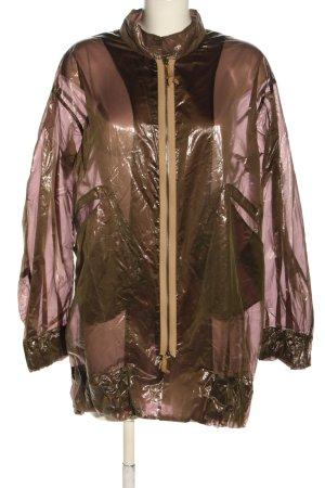 Marni Veste chemisier bronze élégant
