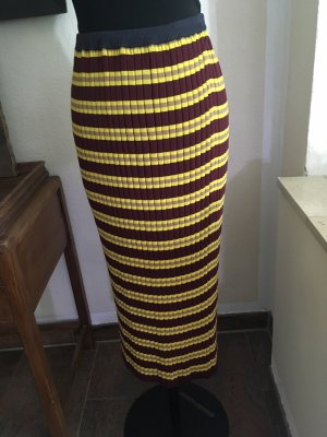 Marni Knitted Skirt multicolored