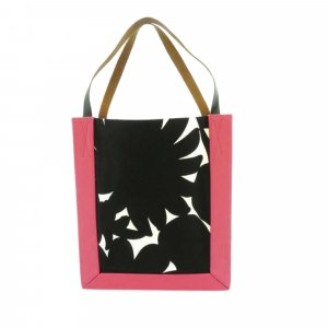 Marni Canvas Tote Bag