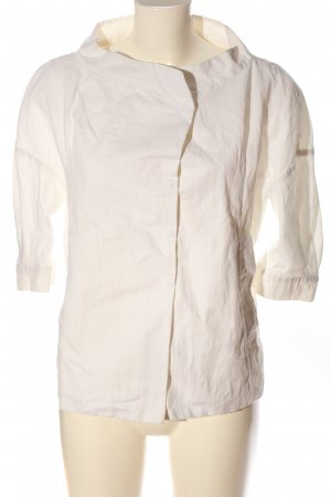 Marni Blusa ancha blanco puro look casual